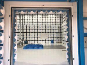 10m Semi Anechoic Chamber
