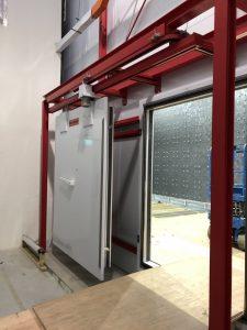 Shielding Door 屏蔽门